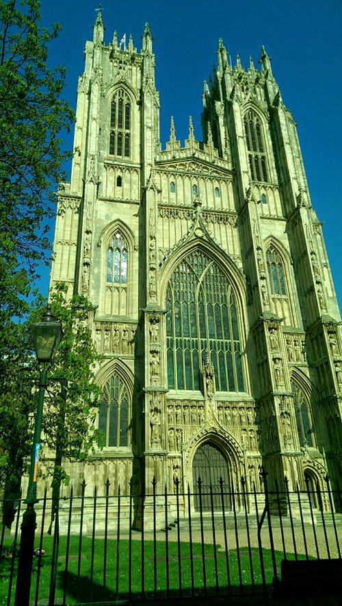 Beverley-Minster-On-Your-Bike