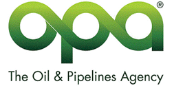 opa logo, oil and pipelines