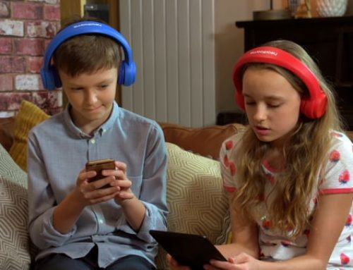 Headfoams – Headphones for kids Advert