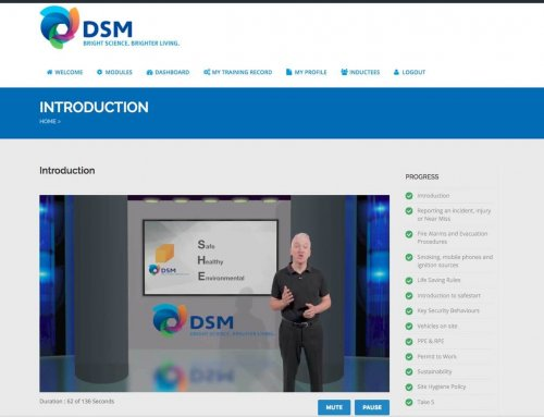 DSM Online Induction