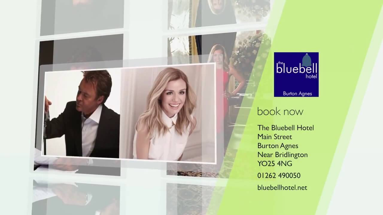 Paul Young and Katherine Jenkins in Concert, tv advert