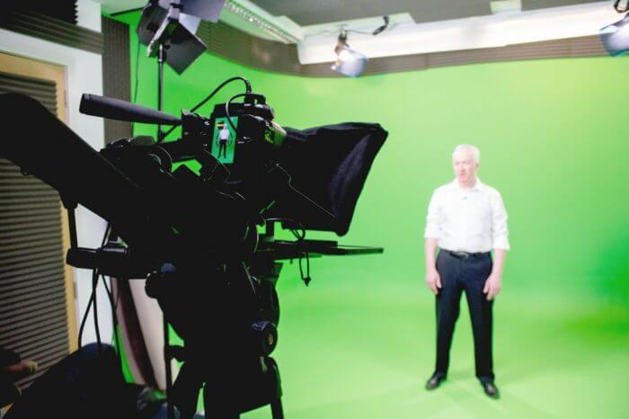 Television advertising, tv advertising, filming, chroma key, green screen, studio, camera, Gerard Fletcher