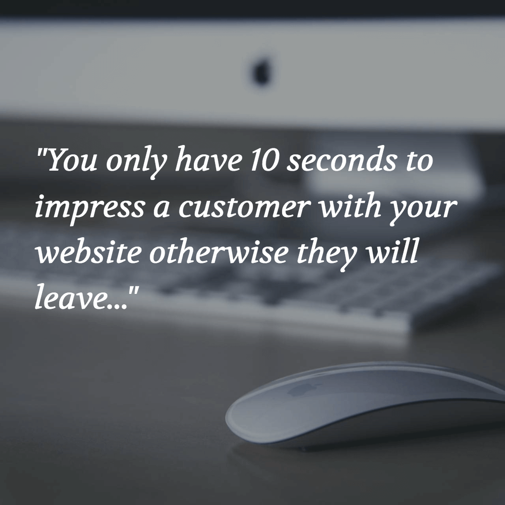 Website Design, quote, mac, mouse, keyboard
