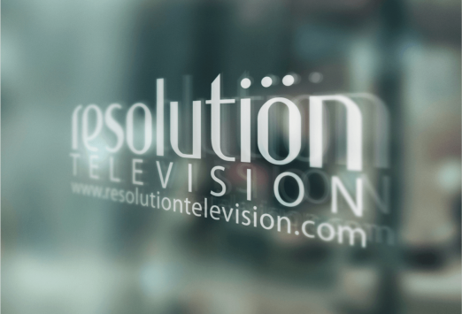 video on demand, video on demand advertising , resolution television office logo
