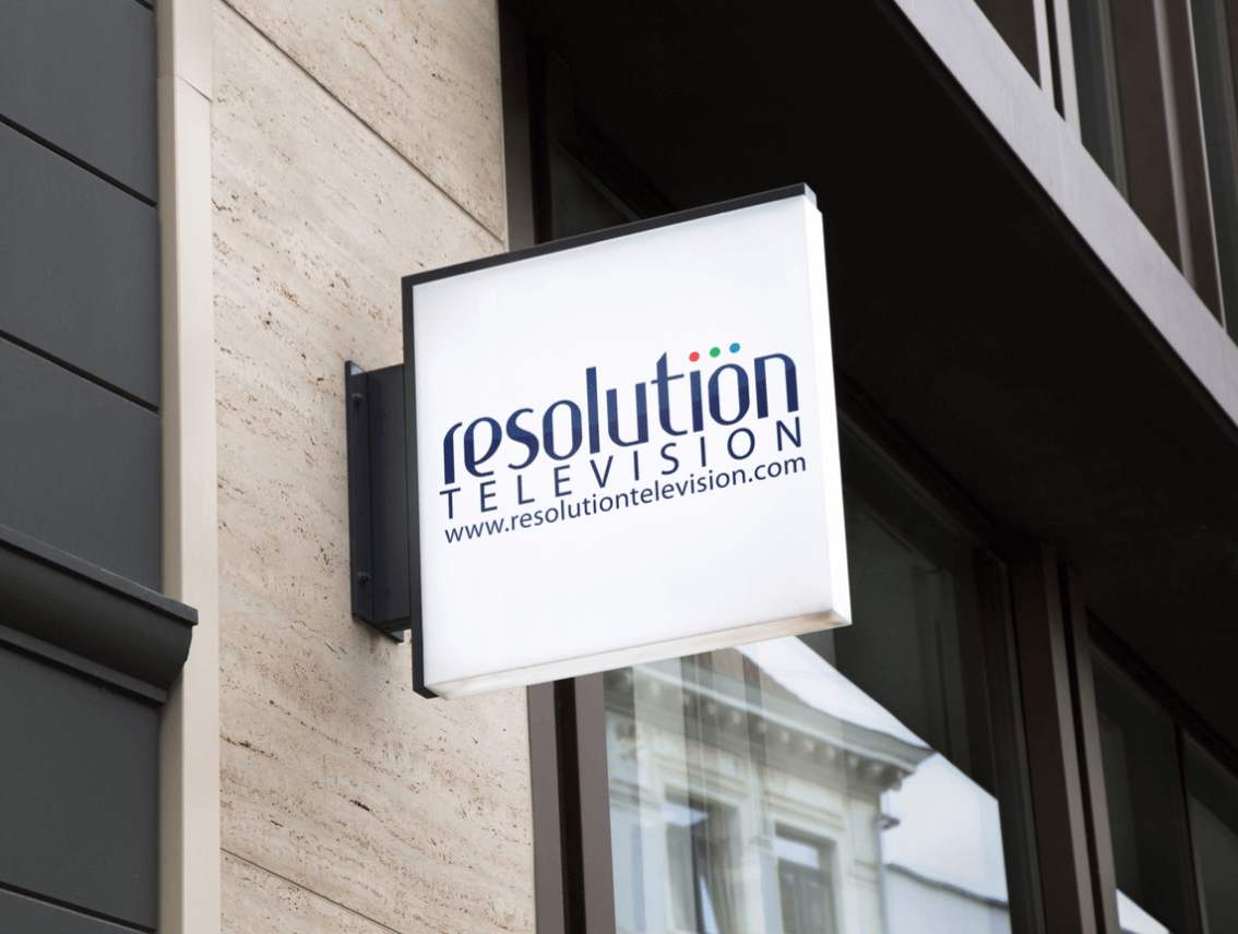 Resolution Television Office Building