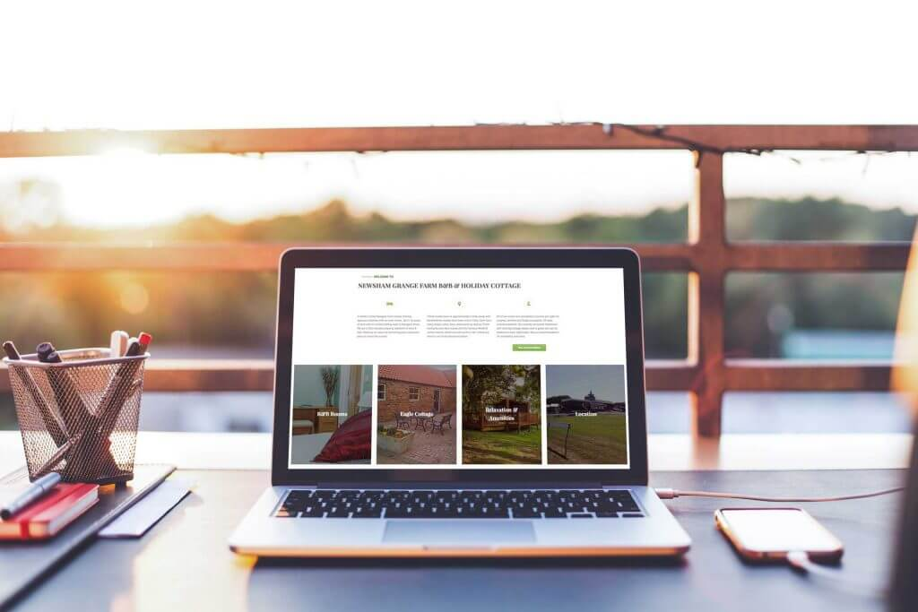 digital marketing - responsive website , laptop , outdoors