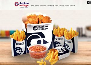 chicken cottage website