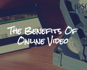 video cassettes , benefits of, online video
