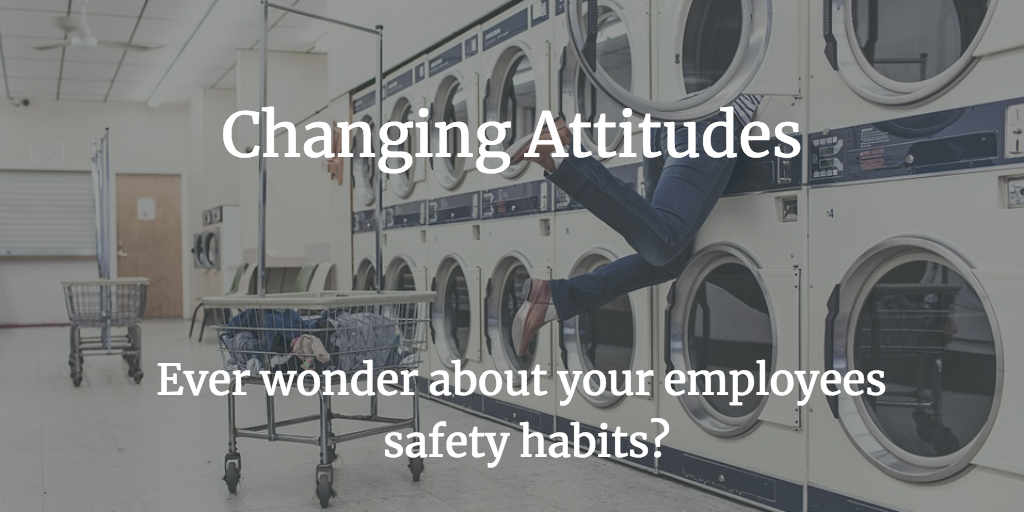 Changing attitudes, health and safety, employee, accident at work, online induction systems