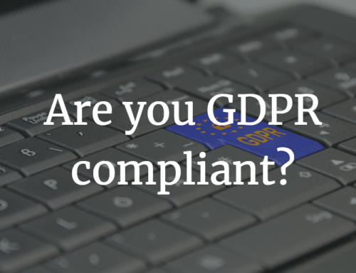 How safe is your websites data? Are you GDPR compliant?