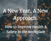 a new year a new approach, health and safety, online induction systems