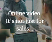 it's not just for, online video, sale, tips, recruitment