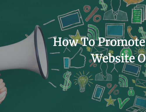 How To Promote Your Website Online